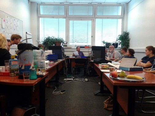 Kieler Woche Redaktionskonferenz
