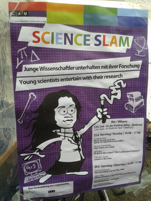 science-slam