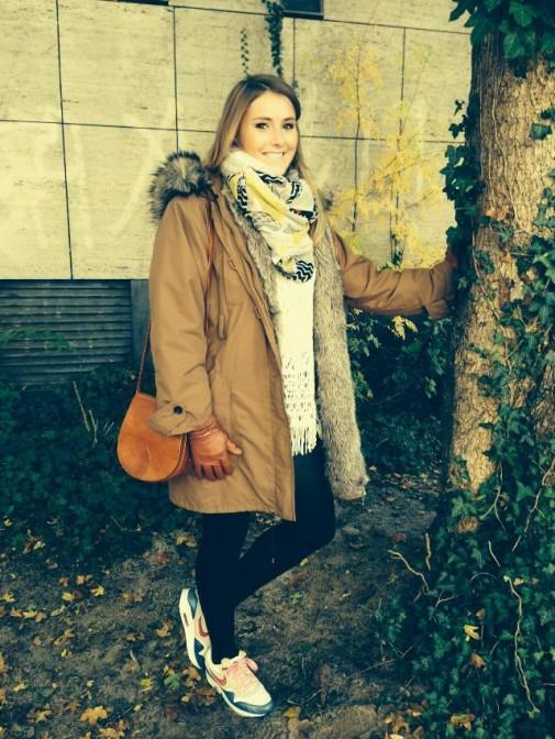 Laura Kringel, 24 und gebürtige Kielerin, studiert Englisch und Philosophie auf Lehramt im ersten Mastersemester
