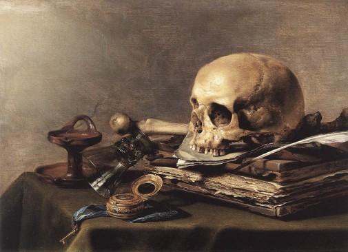 Pieter Claesz - Vanitas (1630)