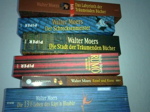 Walter Moers' Käpt'n Blaubär und seine Zamonien-Romane werden auf literaturwissenschaft-online unter die Lupe genommen. Foto: Dennis Wegner