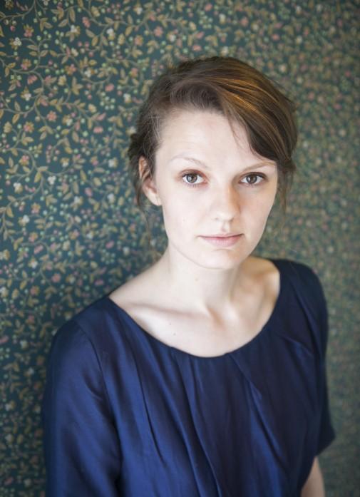 Ylva Ambrosia Waerenskjold (Foto: Forlaget Oktober)