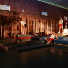 Foto: Olaf Struck; das feste Schauspielensemble des Schauspielhauses