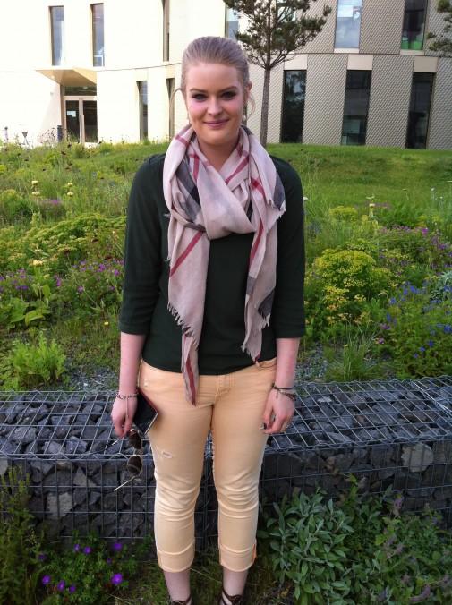 Naomi Kießling, 19 Jahre