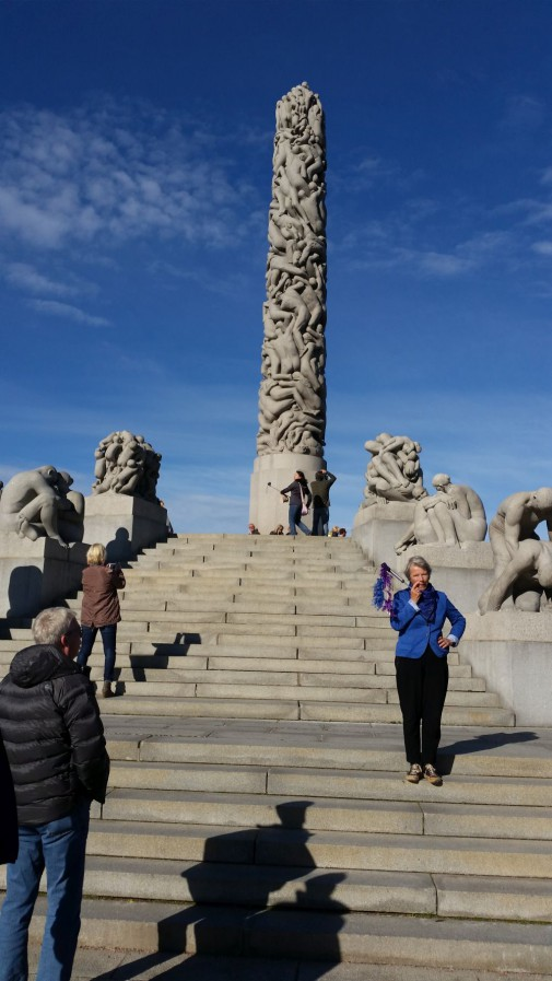 Gustav Viegeland gilt als einer der bedeutensten Bildhauer Norwegens. In seinem Skulpturenpark sind mehr als 200 Werke vorhanden.
