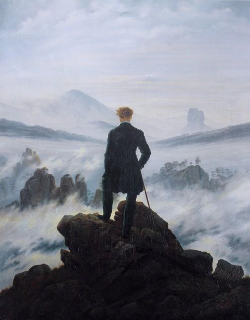 Caspar David Friedrich gilt als einer der bedeutensten Maler der Früh-Romantik. Zum 240. Lebensjahr folgt ein Gedicht.