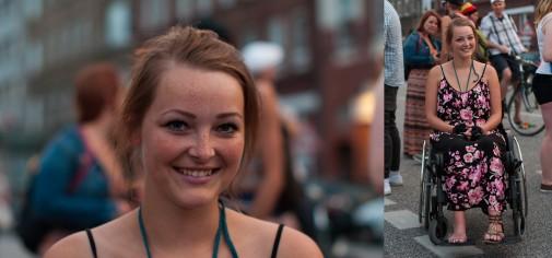 N° 70 | Kim | 23 | Französisch & Geschichte (Foto: Students Of Kiel)