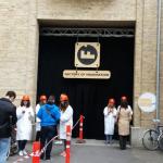 Eingang der Factory of Imagination (Foto: Stefan Soltau)