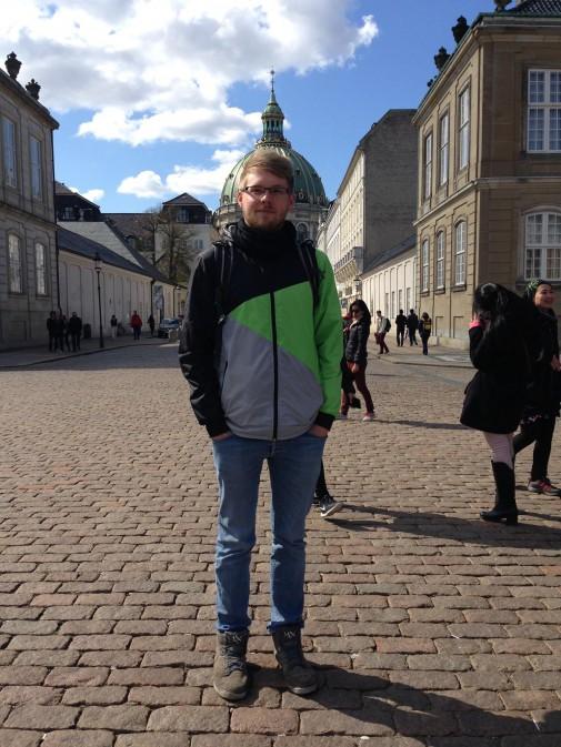 Stephan (26) studiert Wirtschaftswissenschaften und Soziologie