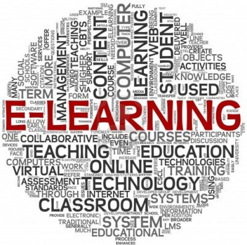 E-Learning (Bildrechte: Dr Sarah-Louise Quinnel,http://sarahlouq.co.uk/e-learning/)