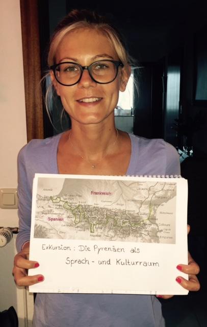 Annas Studienreise in die Pyrenäen (Foto: Anna Krontal)
