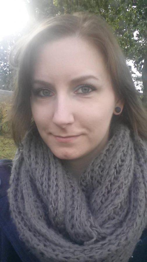 Jasmin Loop (28) beginnt nach ein langen Zeit im Berufsleben ein Studium.